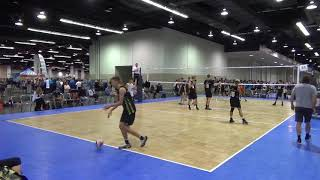 GSL vs Forza1 West 18 National - AAU Boys West Coast Championships