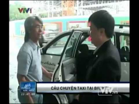 World View: Taxi in Brunei