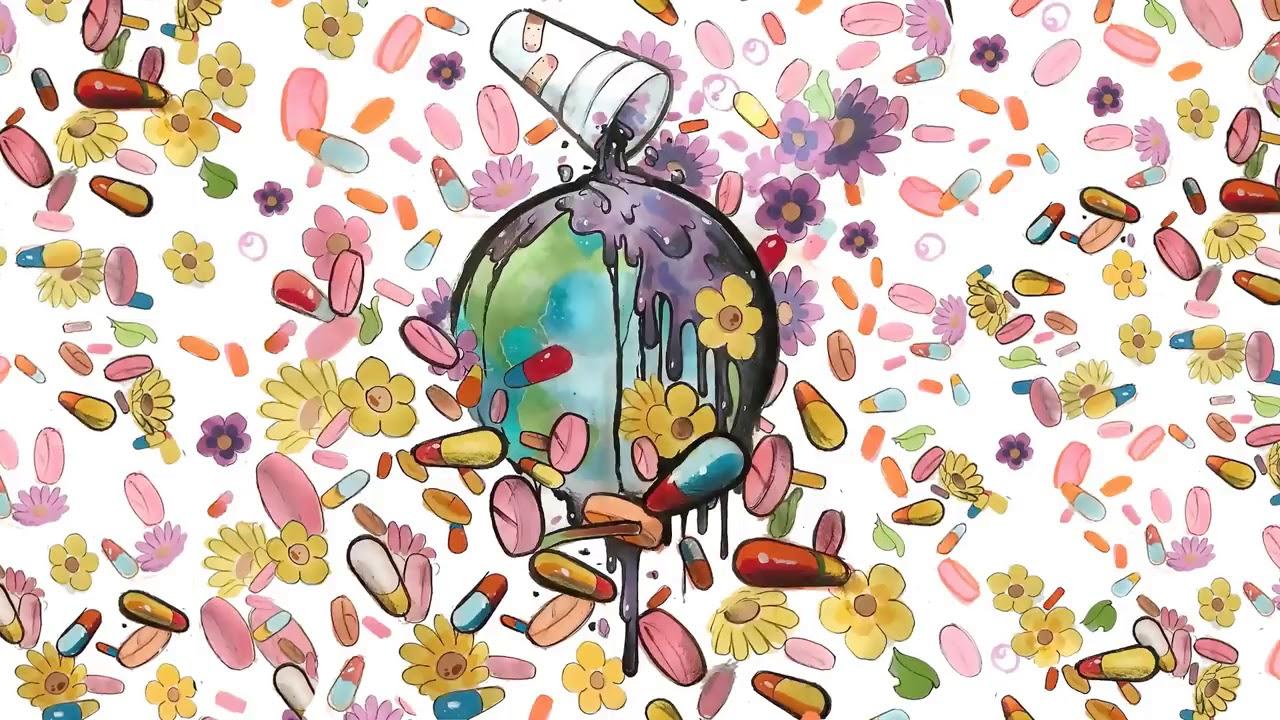 World on drugs JUICE WRLD Future #1