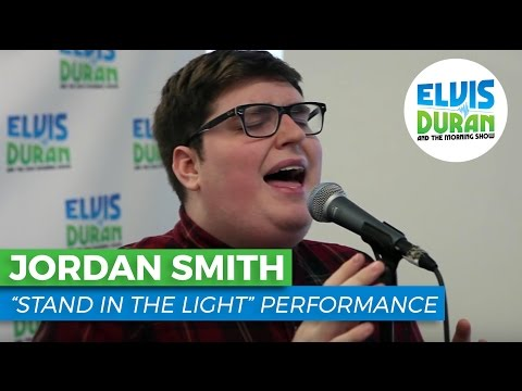 "Jordan Smith - ""Stand In The Light"" Acoustic 
