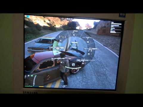 GTA 5 AMD Phenom 2 X2 570 BE(4,1), GTX 650 2 gb, 4 gb RAM