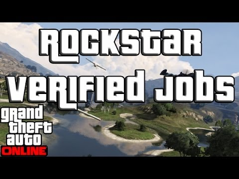 GTA 5 Online Rockstar Verified Jobs Races & Death Matches