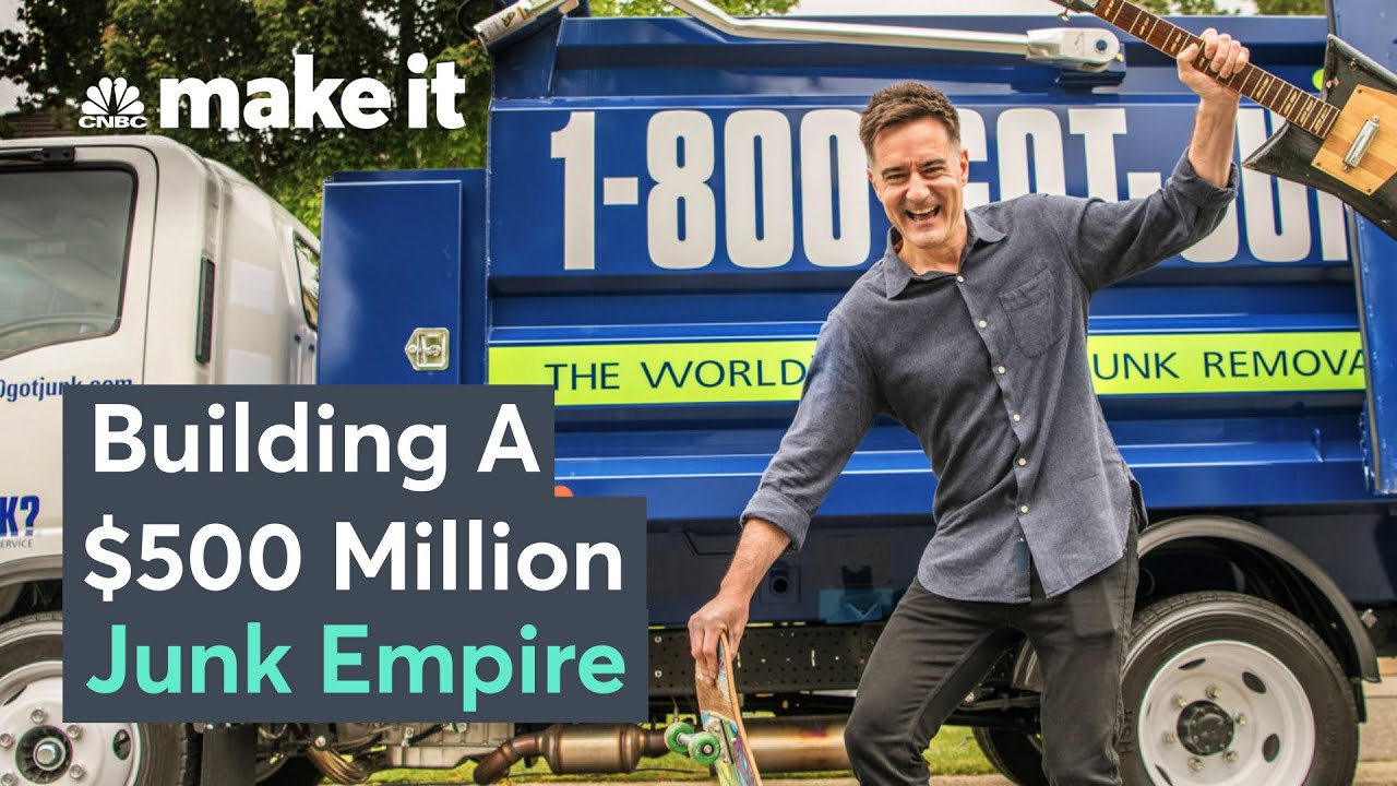 How 1-800-Got-Junk Became A $500 Million Empire