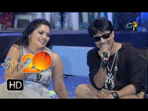 Dhanunjay, Ranina Reddy Performance - Bang Bang Bangkok Song in Nalgonda ETV @ 20 Celebrations