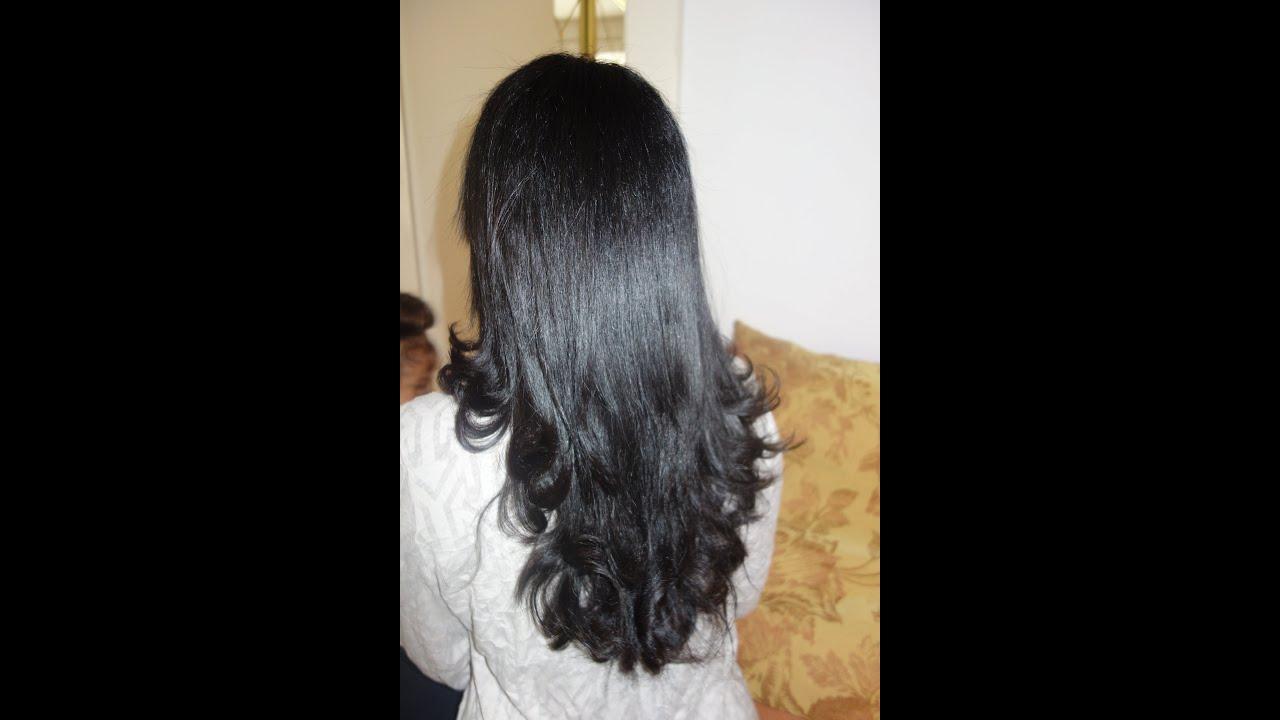 como cortar el cabello en casa degradado en dos pasos // Baeacroca ...