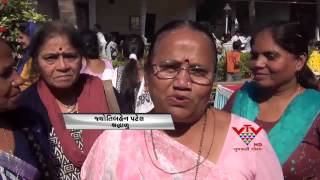 VTV- SARKAR VARSHA AT SANTRAM TEMPLE, PORBANDAR
