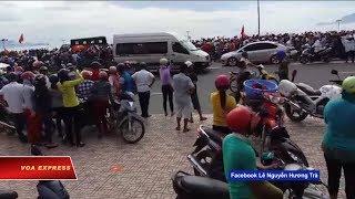Truyền hình VOA 21/9/18: Thêm 2 người bị tù vì biểu tình chống Đặc khu