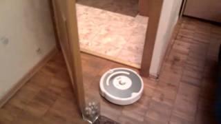 irobot roomba 520 Видео 4(Это видео загружено с телефона Android., 2010-11-04T22:38:46.000Z)