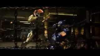 Роботы из фильма живая сталь