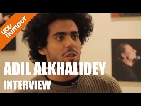ADIB ALKHALIDEY - Interview à Montréal