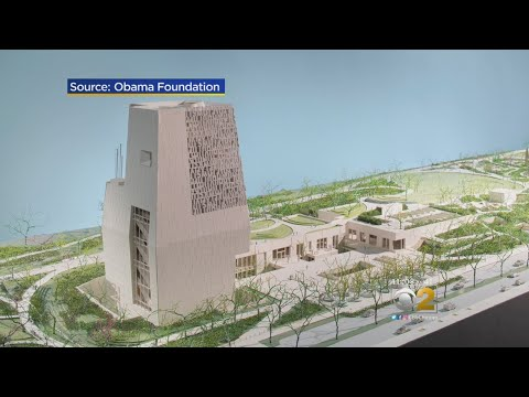 Obama Center Revises Design In Response To Community Concerns