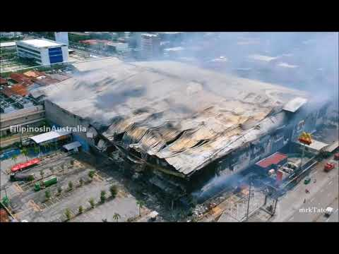 NBI to Launch an Investigation into the Davao City Mall Fire