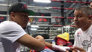 Mikey Garcia Lines Up Spence Crawford and Lomachenko is order of who is biggest challenge