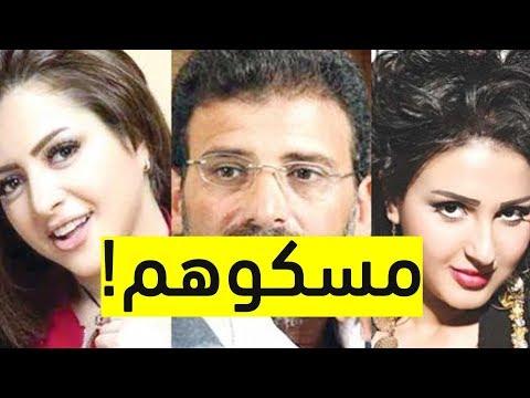 شاهد : إلقاء القبض على خالد يوسف ومنى فاروق وشيما الحاج، بسبب فيديو فاضح