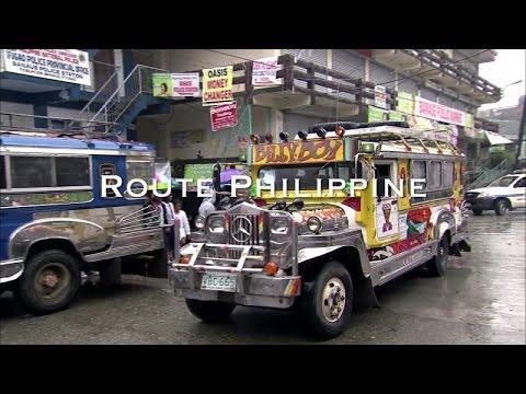 La route Philippine - Les routes Mythiques