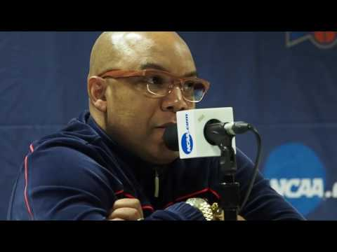Syracuse basketball coach Hillsman talks about Mike Hopkins head coaching job