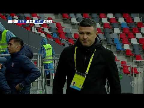 Steaua Bucharest Astra Ploiesti Goals And Highlights
