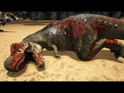 NEW YUTYRANNUS IN ARK!! - ARK Survival Evolved