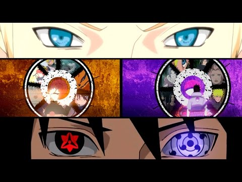 【МAD】 Naruto Shippuden Opening 17 - Again 【Kaguya's Arc】
