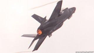 F-35B LIGHTNING II @ MCAS MIRAMAR AIR SHOW 2015