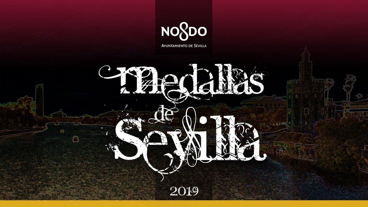 b6725cc5ced1 Medallas de Sevilla 2019 — Actualidad