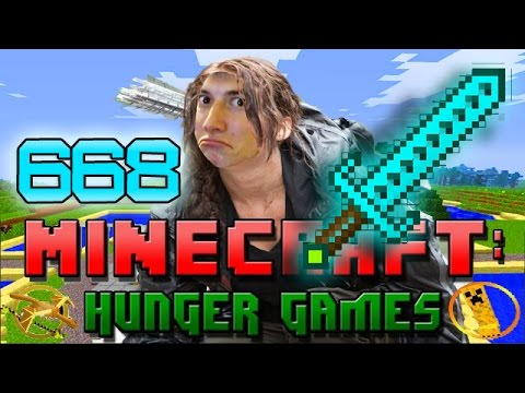 """MAKING LITTLE NEW FRIENDS, KILLING ALL!"" Minecraft: Hunger Games w/Bajan Canadian! Game 668"