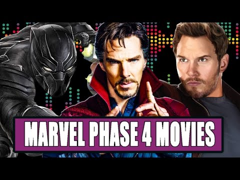 11 Most Likely Marvel Phase 4 Movies