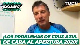 ¡En serios problemas! Cruz Azul con positivos por Covid, lesionados y sin jugadores clave | TUDN