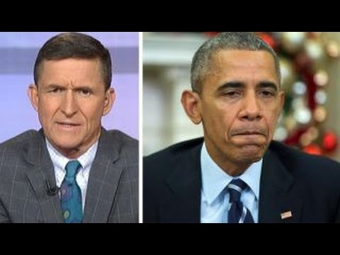 Gen. Michael Flynn on terror and American leadership