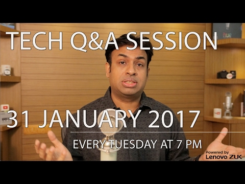 #166 Tech Q&A Session NFC, DSLR Camera for Youtube, Honor 6x or RN4