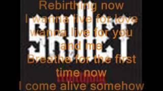 Repeat youtube video Skillet - Rebirthing (Lyrics)