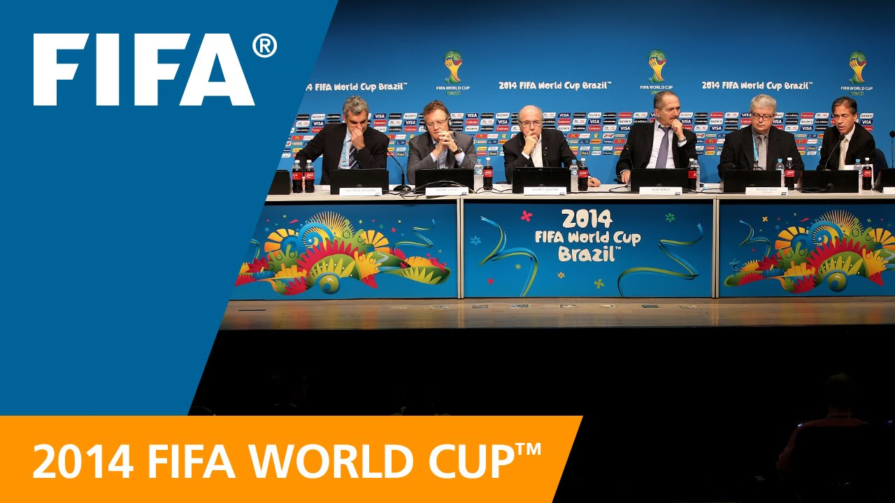 REPLAY: FIFA/LOC Press Conference - 2014 FIFA World Cup