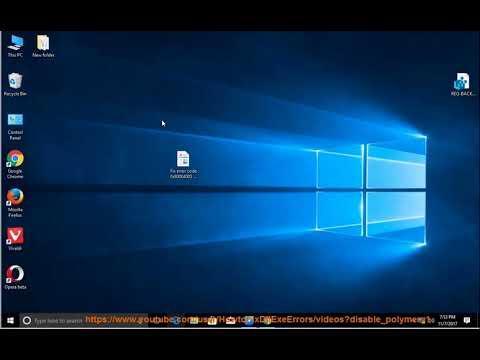 Fix error code 0x80004005 - 0xa001A when running Windows media creation tool