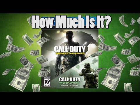 Call of Duty Remastered's REAL Price Tag?
