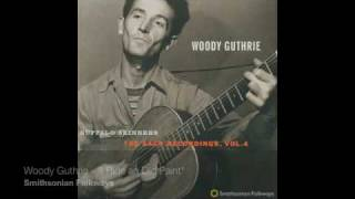 Watch Woody Guthrie I Ride An Old Paint video