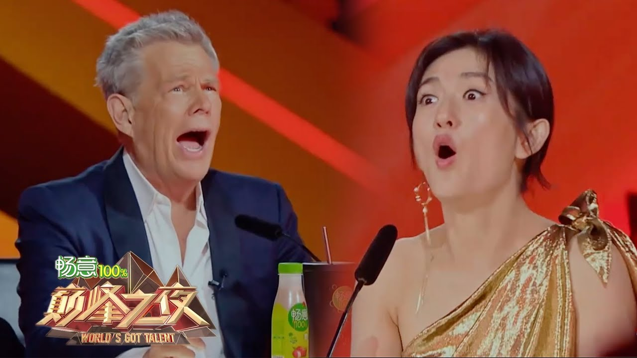 IMPRESSIVE circus act WOWS the audience! | World's Got Talent 2019 巅峰之夜