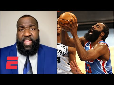 Perk on James Harden's return vs. the Spurs: 'Some people are flat-out hoopers!' | KJZ