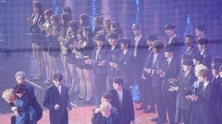 190106 아이즈원(IZ*ONE),워너원(Wanna One) 오프닝(OPENING)  [4K] 직캠 Fancam by Mera