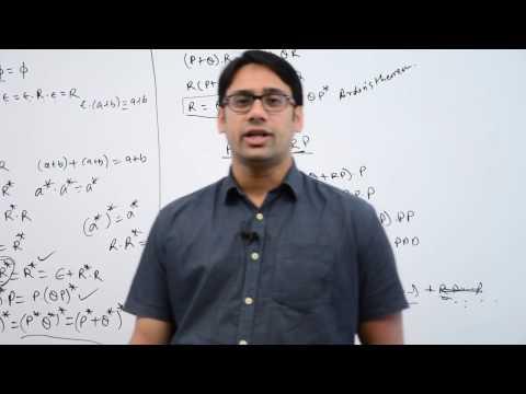 27 properties of regular expressions