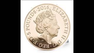 Памятные  Монеты из Великобритании 2016 / Elizabeth II(, 2016-09-10T11:47:55.000Z)