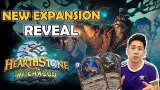 Die Witchwood Expansion  & Kartenvorschau | HEARTHSTONE | IamThanh