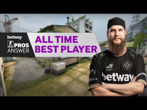 CS:GO Pros Answer: Who Is The Best Counter-Strike Player Ever?