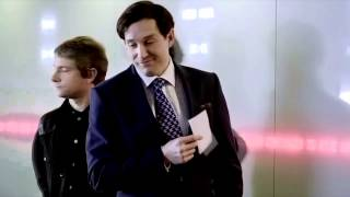 Шерлок Холмс (BBC) Он шутит...