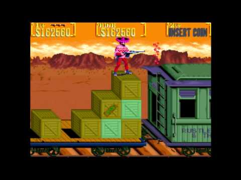 Sunset Riders (Arcade) 1CC - Cormano