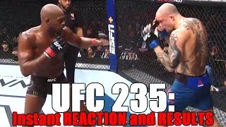 ufc-235-reaction-and-results