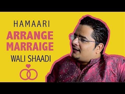Arrange Marriage wali shaadi | Rakesh Tiwari | inkStation