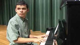 Texas Boy With Autism A Musical Genius - Shane McAuliffe - KBTX News 3