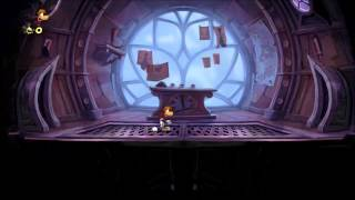 Rayman Origins - Final Boss Fight: The Magician *Spoilers*