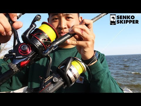 Is It Worth It? $60 KastKing Reel VS $200 Shimano Fishing Reel