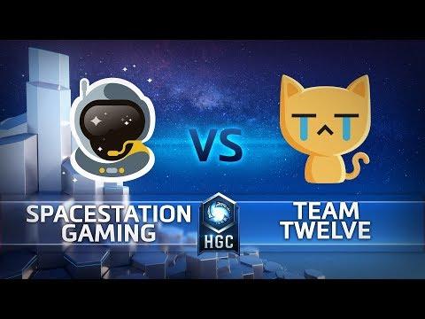 HGC North America - Phase 1 Week 5 - SpaceStation Gaming v Team Twelve - Game 1